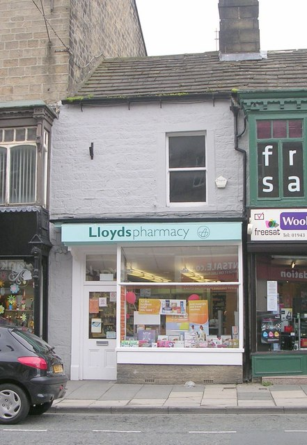 Lloyds pharmacy - Kirkgate