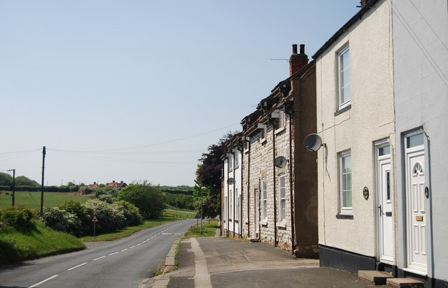 Terraced Cottages, Flamborough