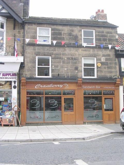 Cranberry Sandwich Bar - Kirkgate