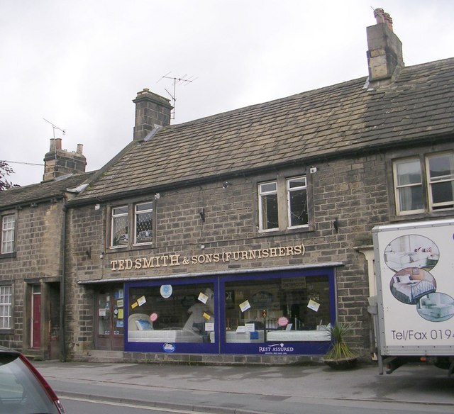 Ted Smith & Sons (Furnishers) - Bondgate