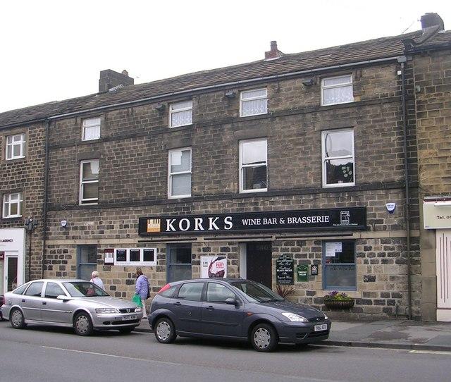 Korks Wine Bar - Bondgate