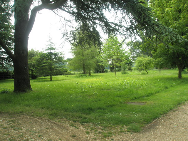 The lovely grounds at Stansted House (3)