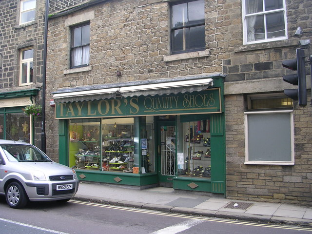 Taylor's Quality Shoes - Westgate