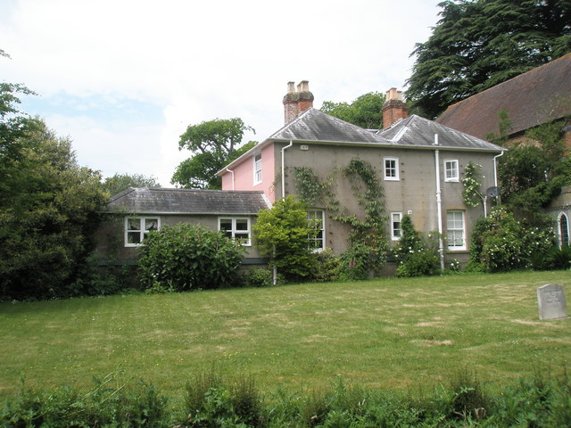 Stansted House- rear of Garden House