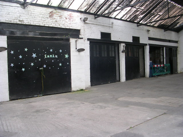 Inside the Stables of the former Black Horse Pub - Westgate