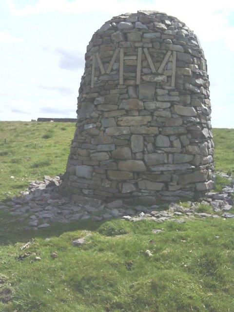 Garsdale Head, Millennium Monument