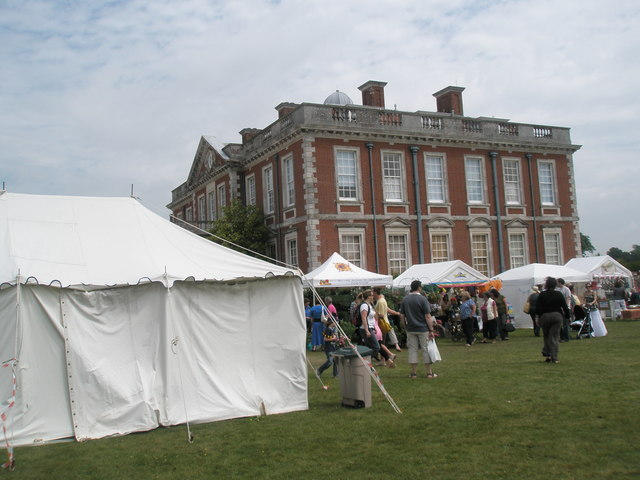 2010 Stansted House on Garden Show Day (1)