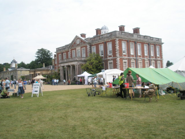 2010 Stansted House on Garden Show Day (2)