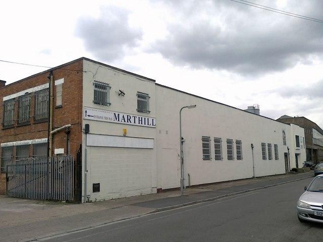 Marthill on Lower Regent Street