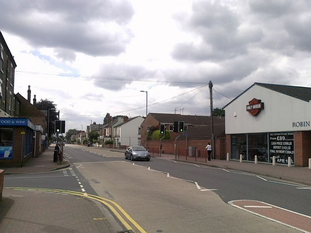 Queen's Road, Beeston