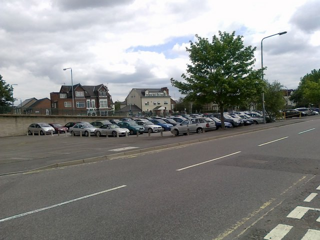Car Park for Atos Origin