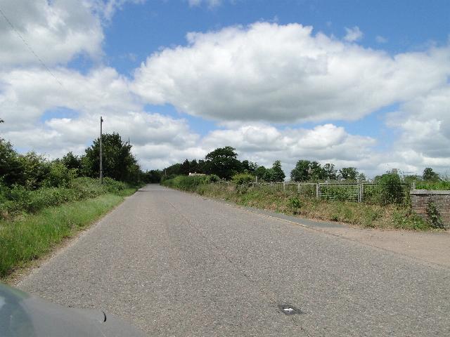 Old Lowestoft Road