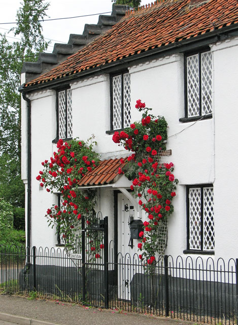 Corner Cottage, Necton (detail)