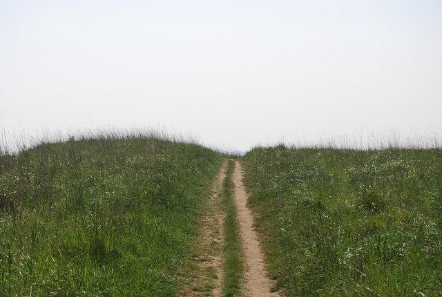 Headland Way: westwards