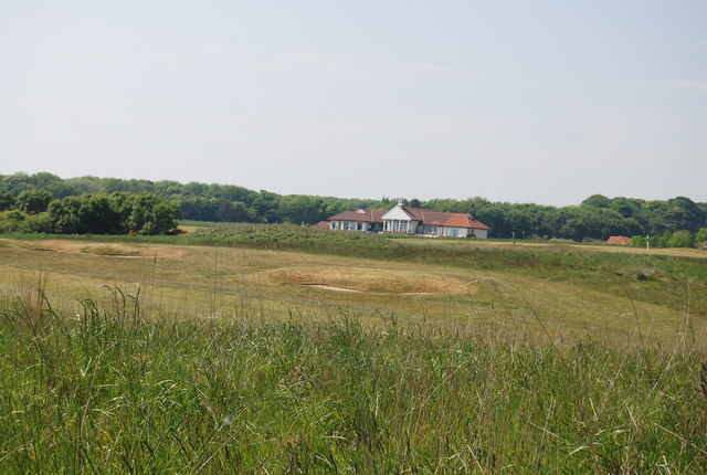 Bridlington Bay golf course and Clubhouse