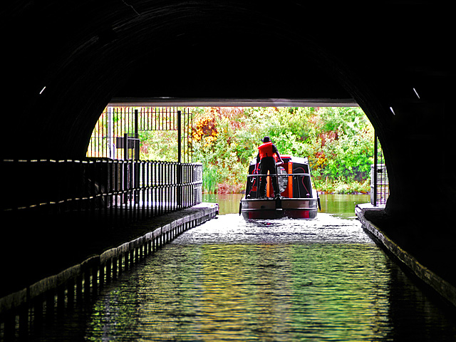 Rough Castle Canal Tunnel