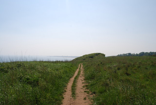 Headland Way to Sewerby