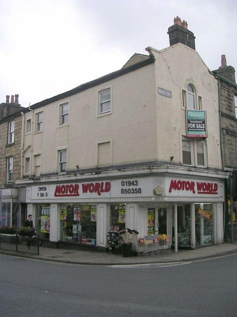 Motor World - Manor Square