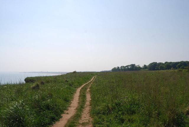 Headland Way to Sewerby