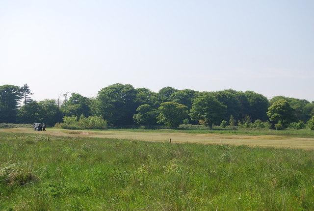 Bridlington Bay Golf Course and Pidgeoncote Plantation
