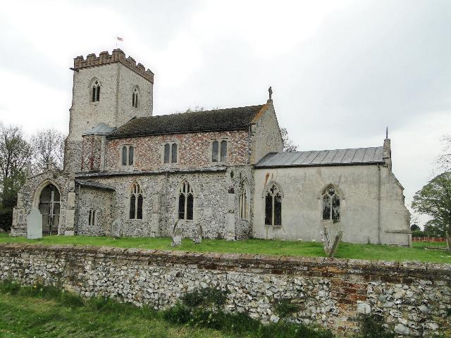 Little Massingham St. Andrew's church