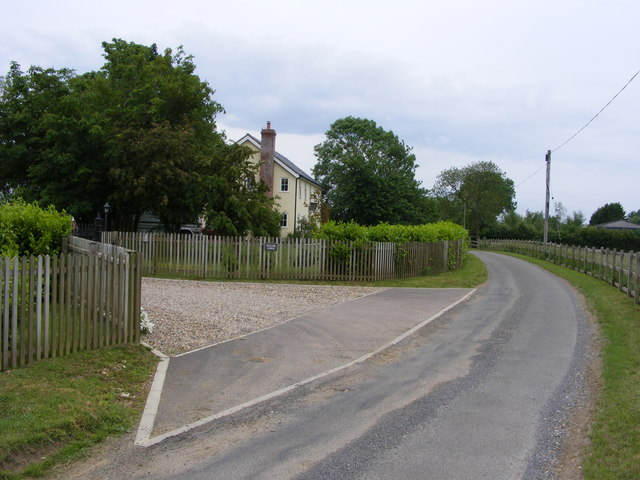 The entrance to Ingloss Lodge