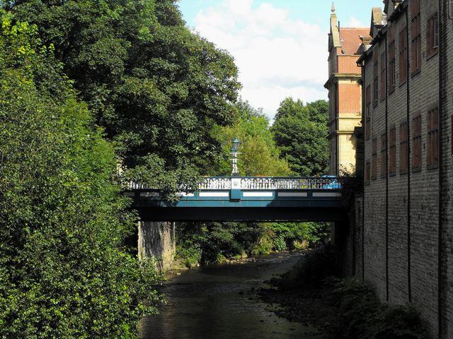 Trinity Street Bridge, Stalybridge