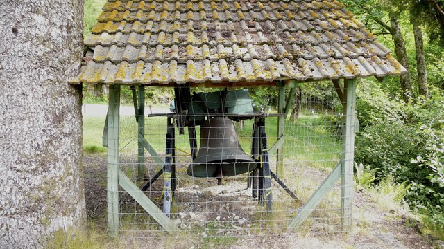 For whom the bell doesn't toll at St Mary & St Finnan's R.C.C. - Glenfinnan