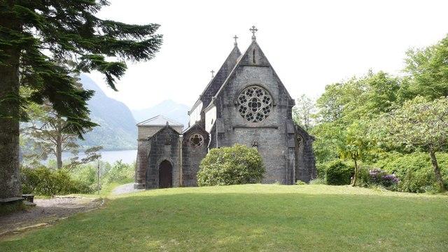 Church of St Mary and St Finnan, Glenfinnan