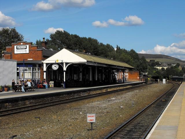 Stalybridge Railway Station Buffet