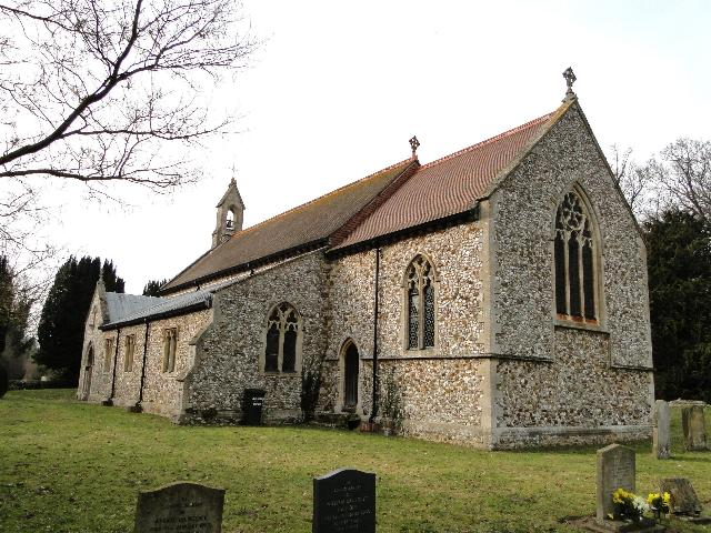 Shernborne St. Peter and St. Paul's