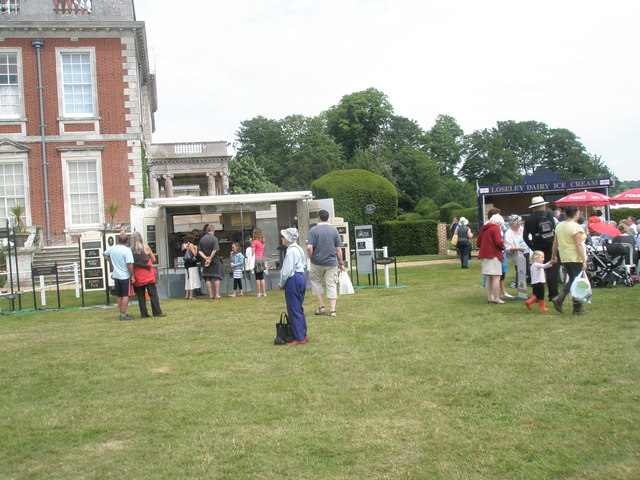 2010 Stansted House on Garden Show Day (3)