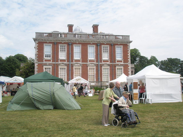 2010- Stansted House on Garden Show Day (4)