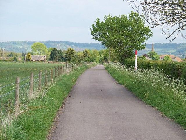 Towards Childswickham