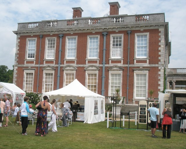 2010- Stansted House on Garden Show Day (6)