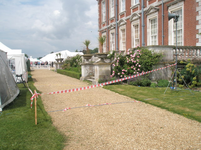2010- Stansted House on Garden Show Day (8)