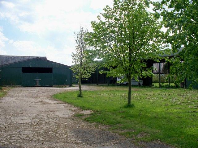 Manor Farm, Childswickham