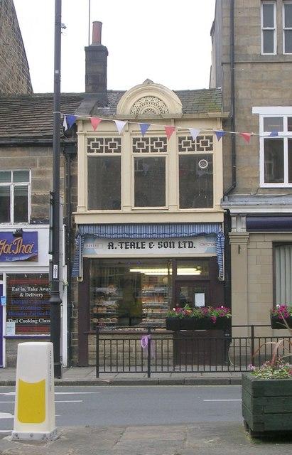 A Teale & Son Ltd - Manor Square
