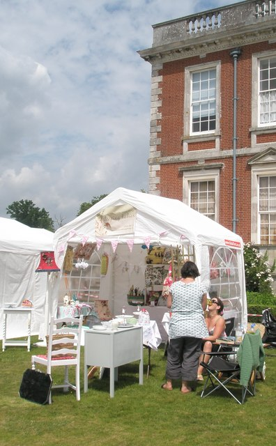 2010- Stansted House on Garden Show Day (11)