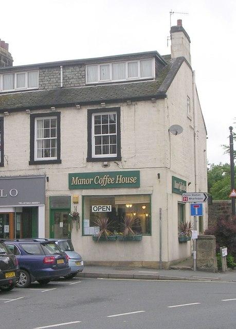 Manor Coffee House - Manor Square
