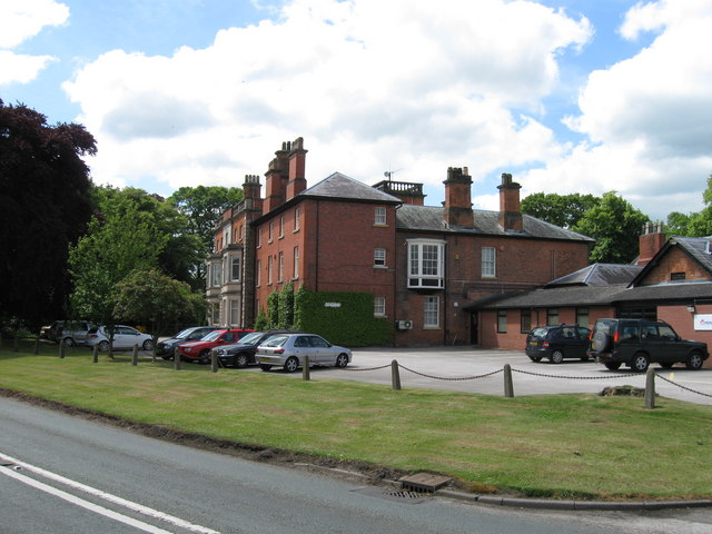 Stapeley House, Stapeley