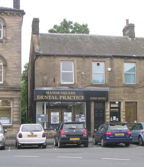 Manor Square Dental Practice - Manor Square