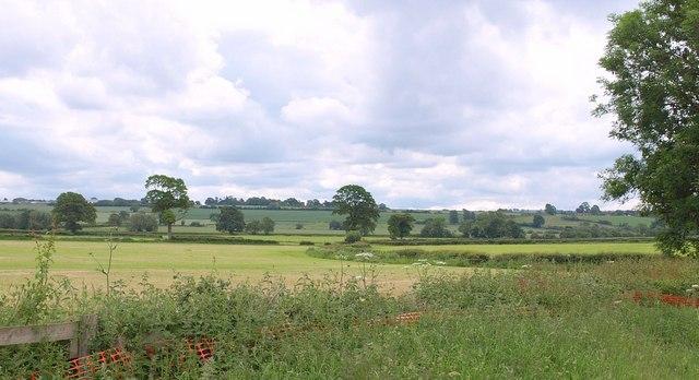 Farmland  near Chilthorne Domer