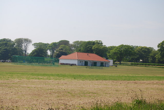 Sewerby Cricket Club Pavilion