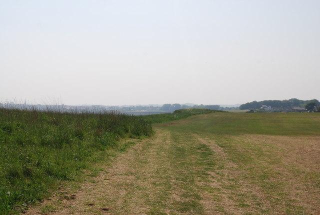 The Headland Way, Sewerby