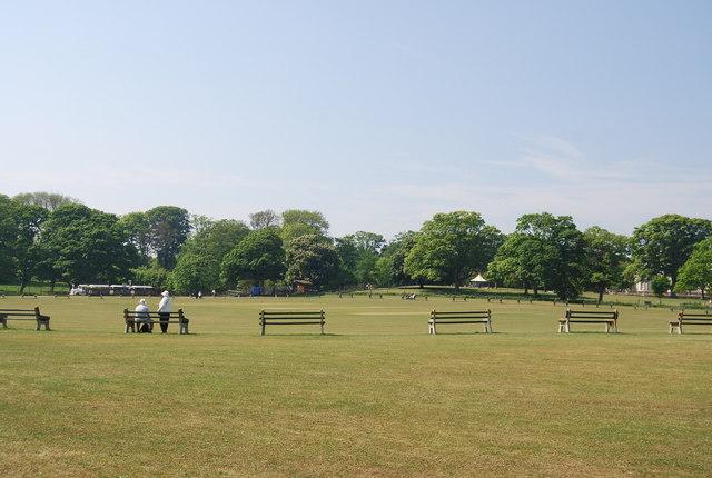 Sewerby Cricket Club ground