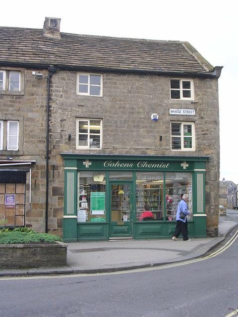 Cohens Chemist - Bridge Street