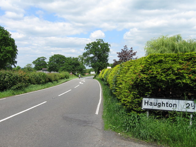 Whitchurch Road, Spurstow