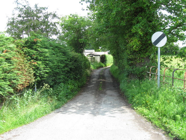 Country Lane, Spurstow
