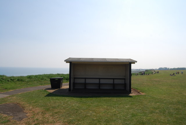 Seafront shelter, Sewerby